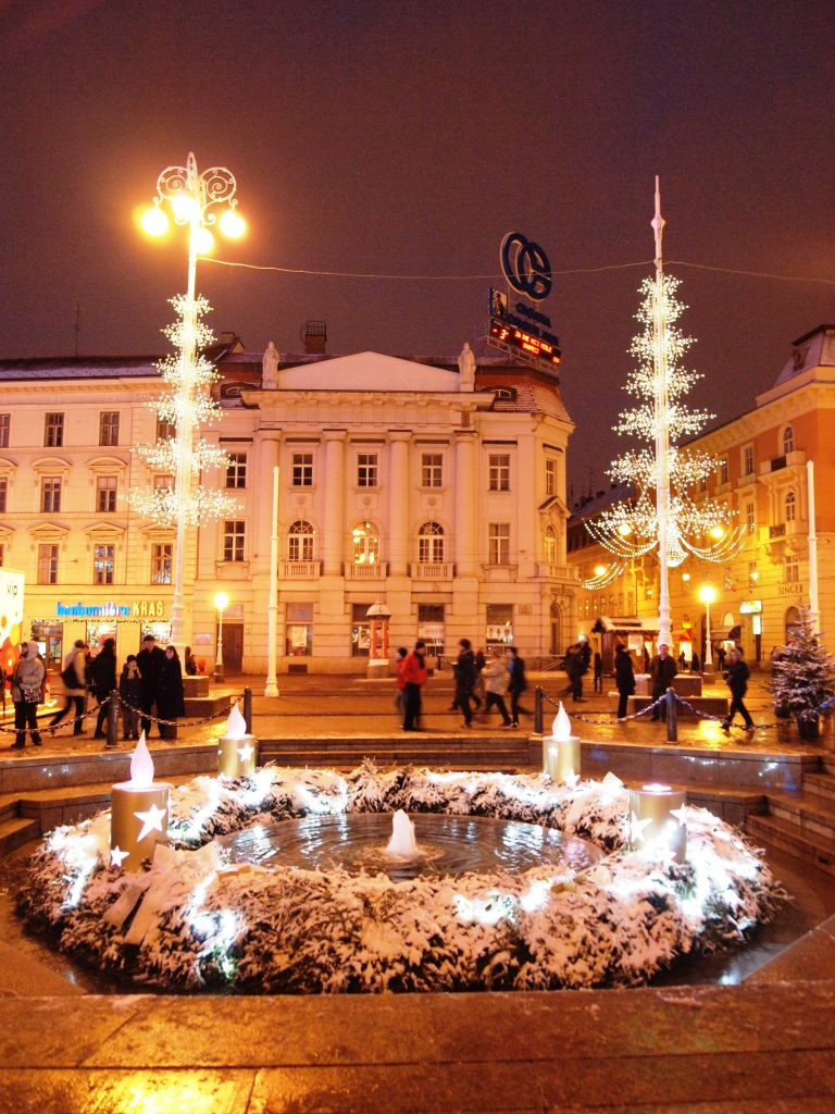 Advent auf dem Hauptplatz in Zagreb (Photo credit: Arhiva TZG Zagreba/M. Maksimčuk)